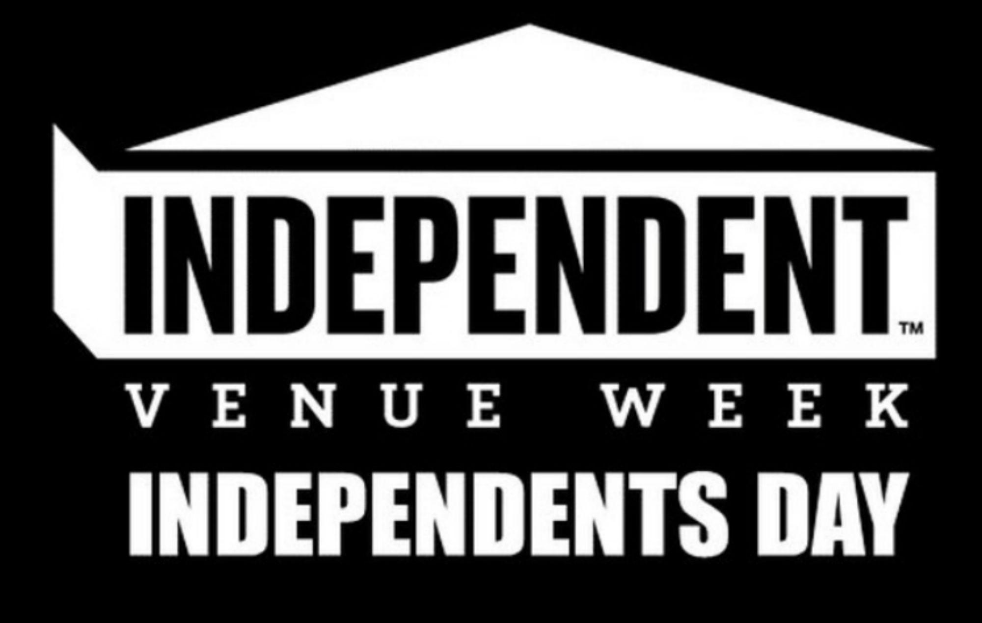 Independent Venue Week's Independent's Day