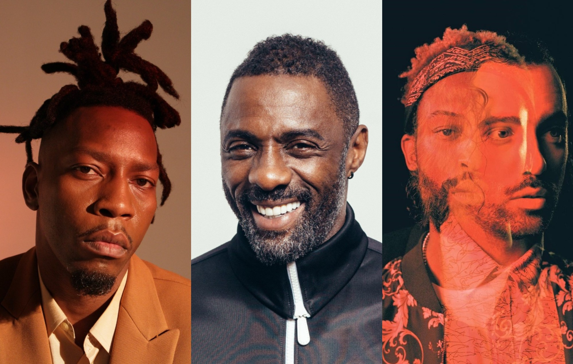 Idris Elba teams up with The Knocks and Tiggs Da Author for new single 'One Fine Day'