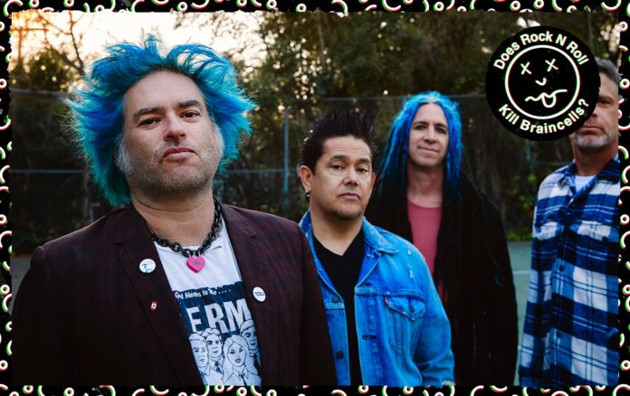 Does Rock 'N' Roll Kill Braincells? – Fat Mike, NOFX
