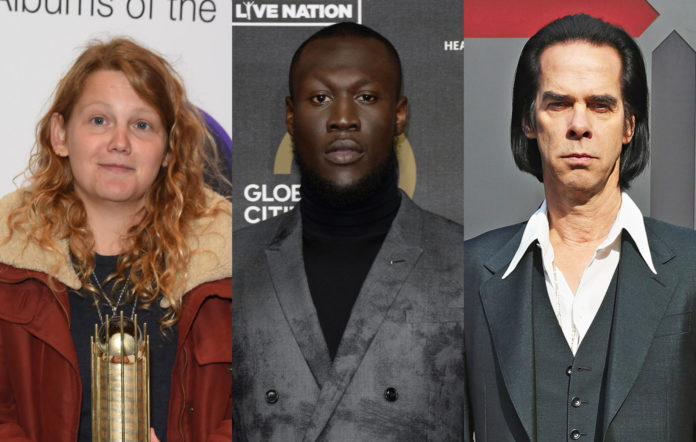 kate Tempest, Stormzy, Nick Cave