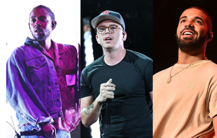Logic Thanks Kendrick Lamar And Drake For Being There For Him In Emotional Farewell Speech