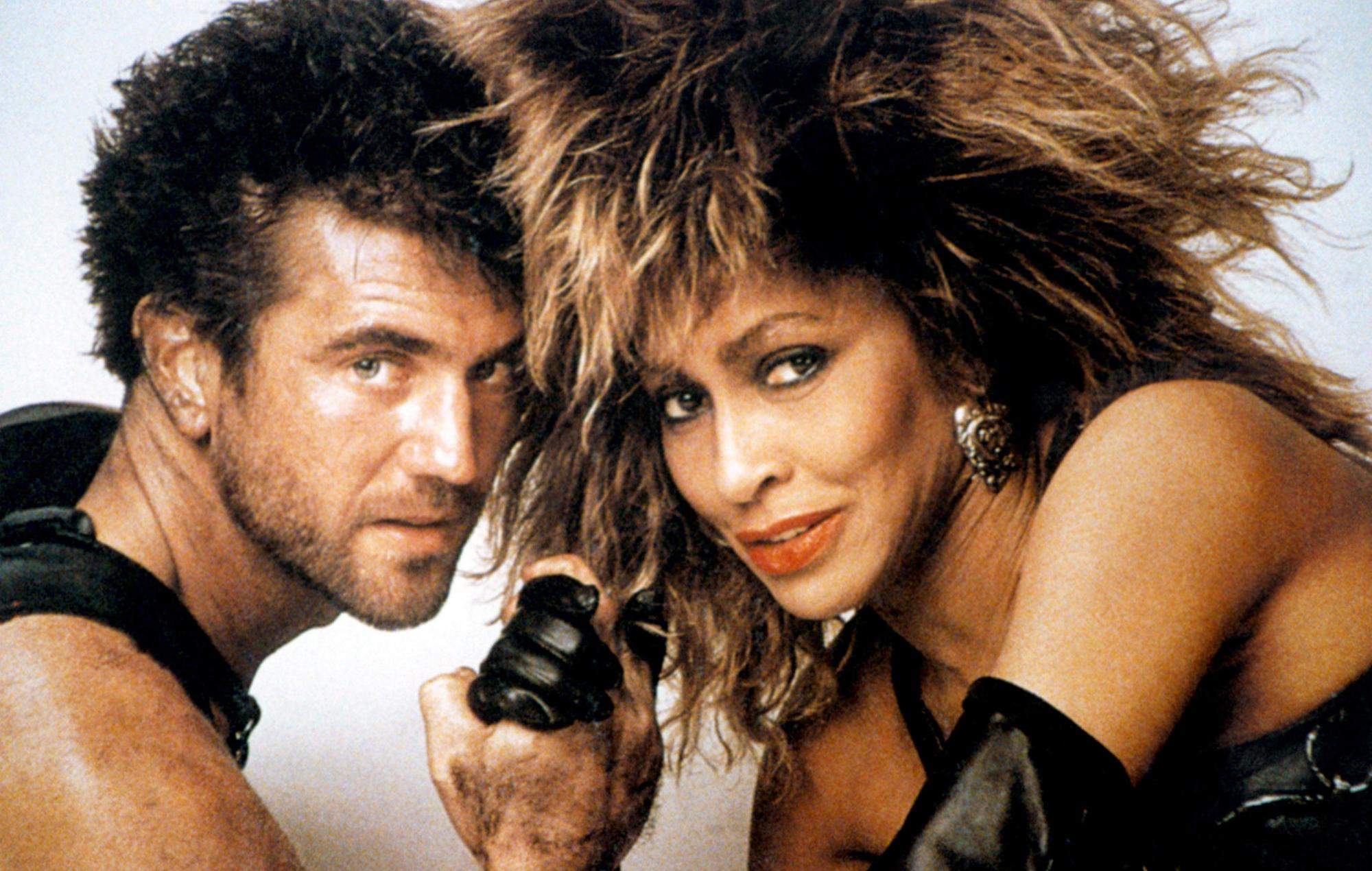 Mel Gibson, Tina Turner