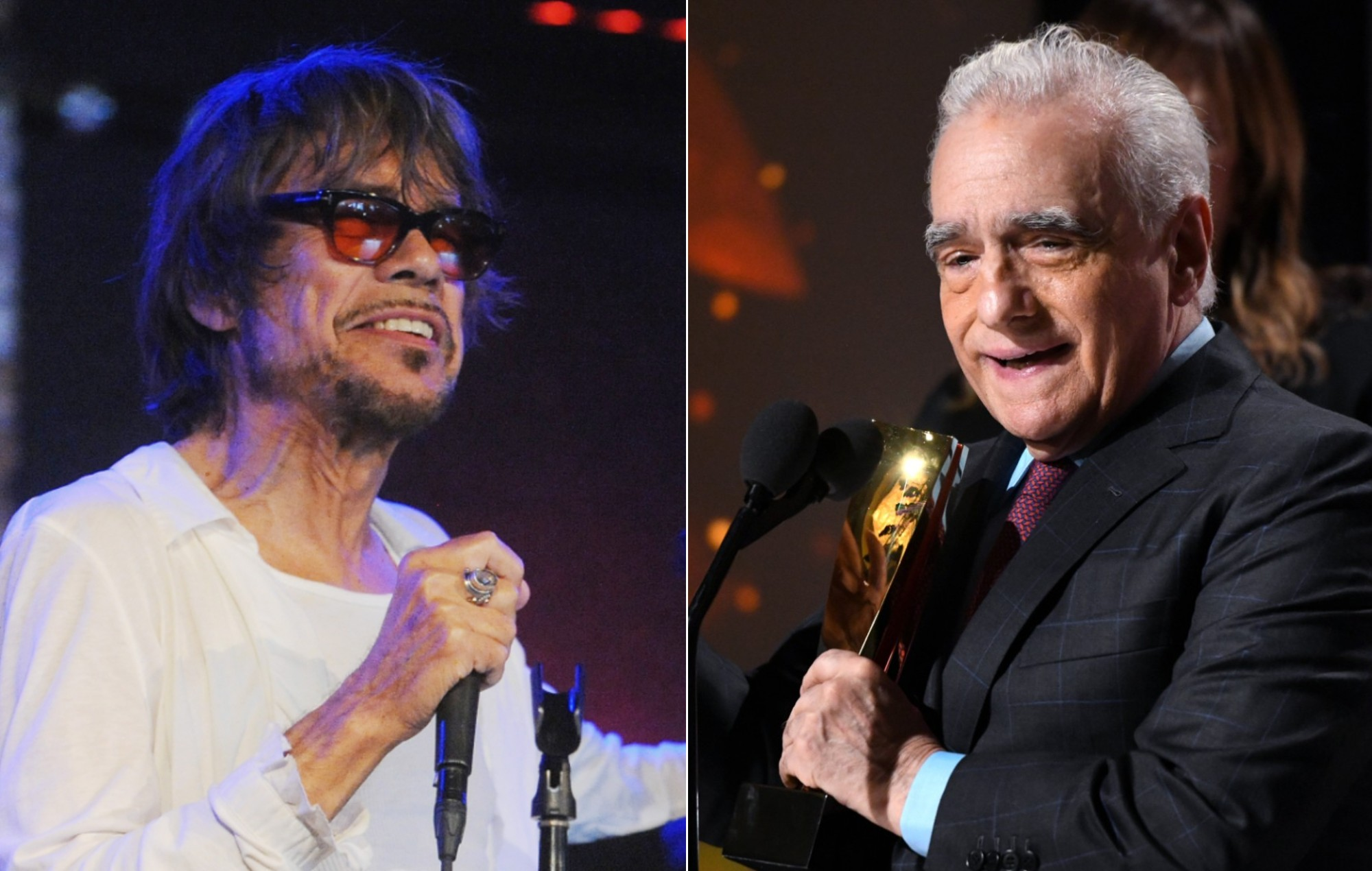 Martin Scorsese To Direct New Documentary About New York Dolls David Johansen