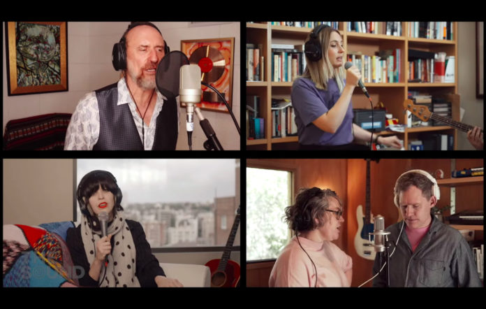 Colin Hay, Ali Barter and more cover Mental As Anything's 'Live It Up'
