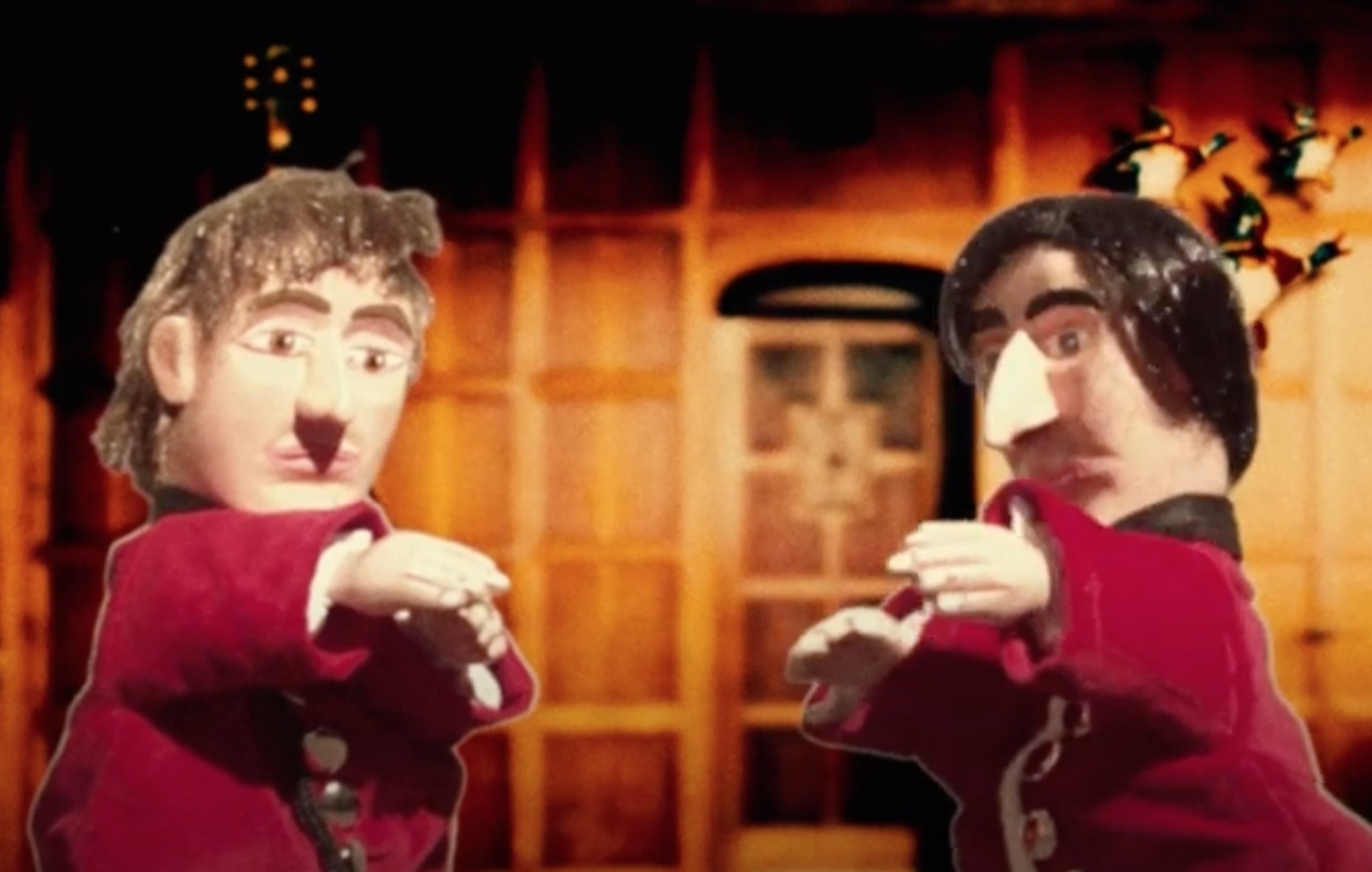 Watch the second episode of The Libertines' new puppet show 'Skint ...