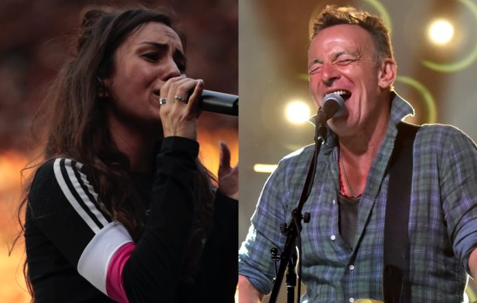 amy-shark-cole-bennetts-bruce-springsteen-kevin-mazur