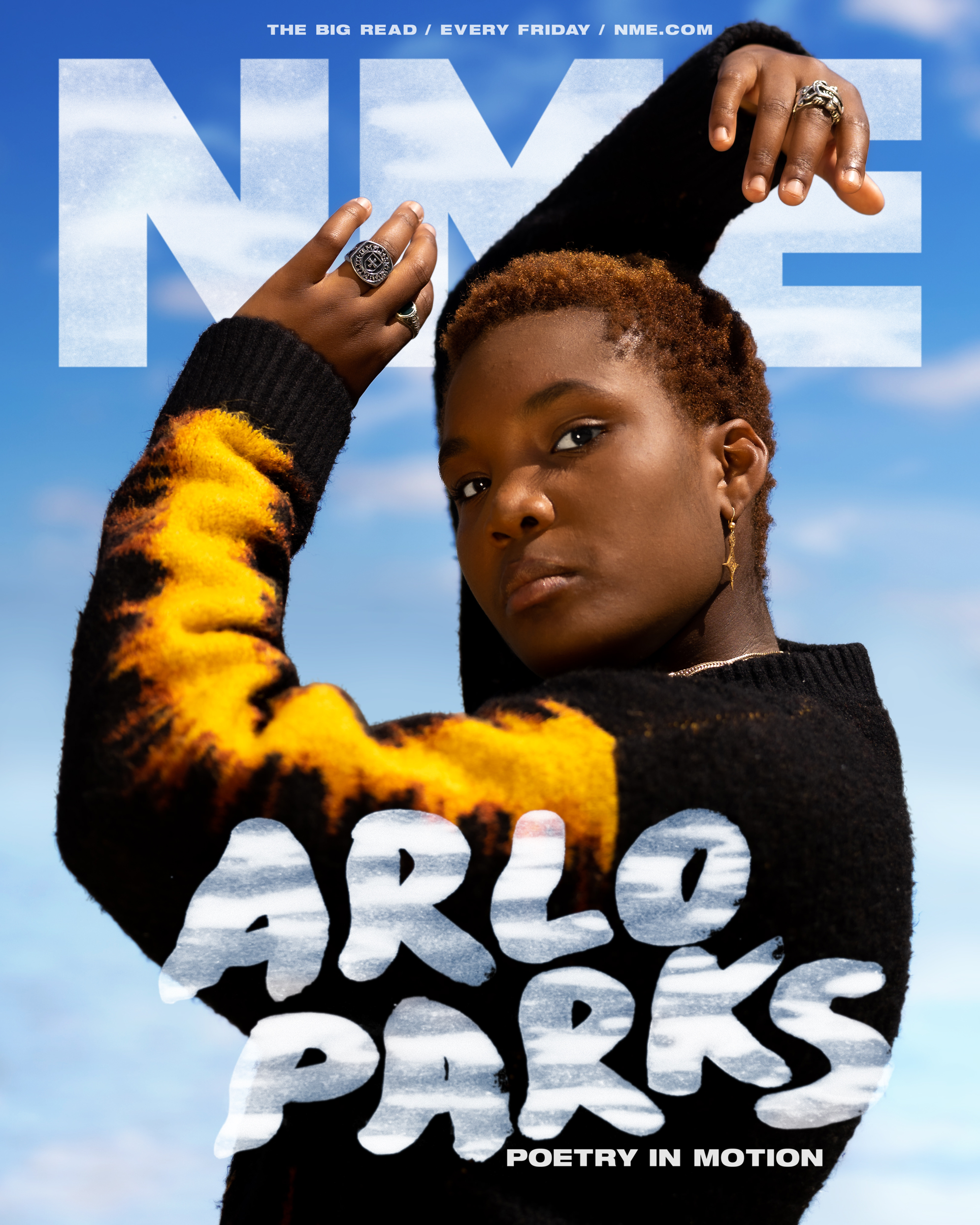 arlo parks nme cover interview