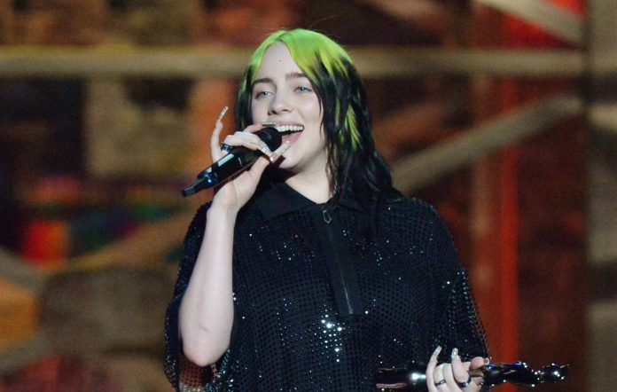 billie eilish 2020 getty images jim dyson