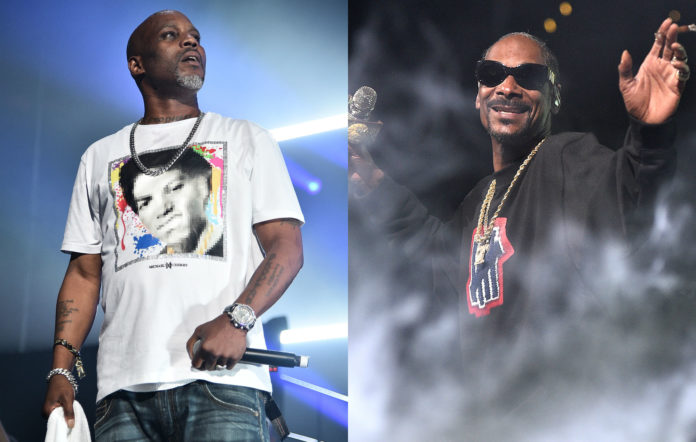 """DMX to face off against Snoop Dogg in """"battle of the dogs"""" Verzuz ..."""