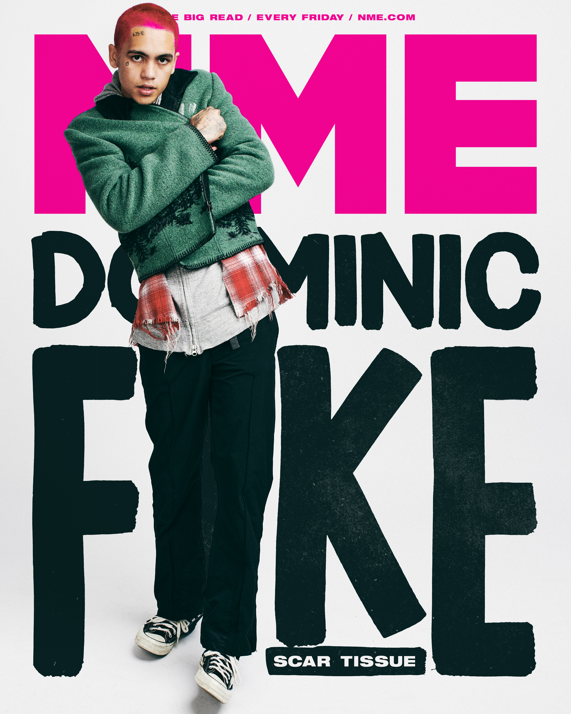 dominic fike nme cover interview