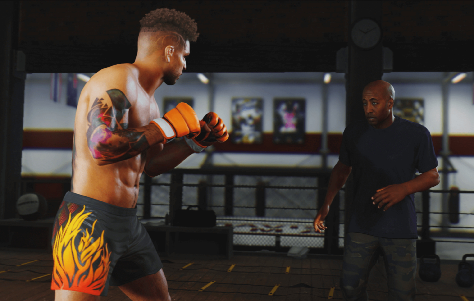 Ea Sports Ufc 4 Details Its New Career Mode Nme