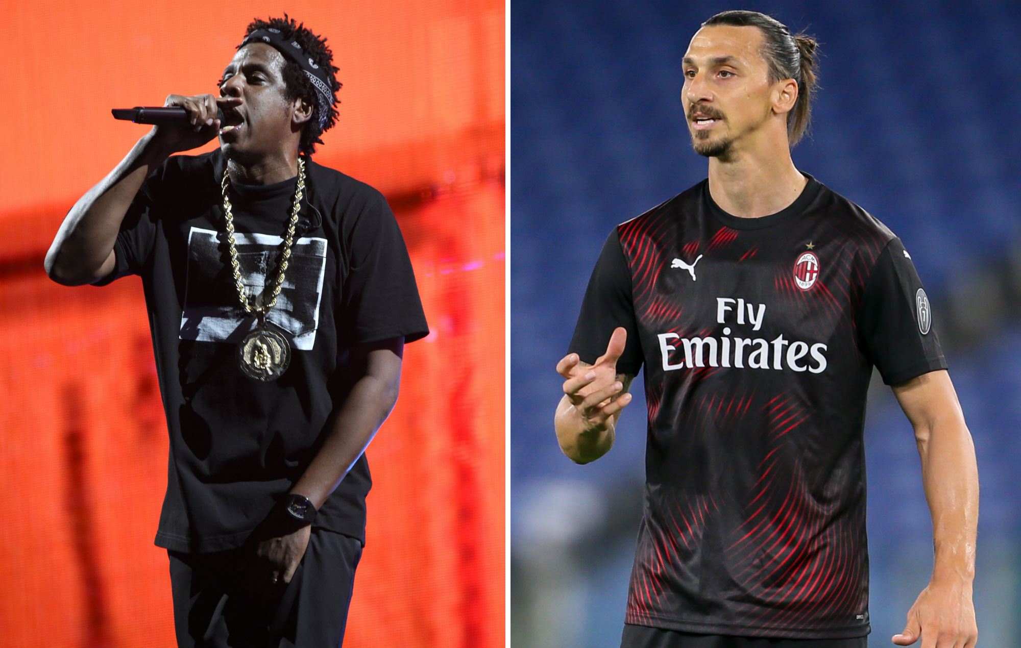 Ac Milan Announce New Partnership With Jay Z S Roc Nation