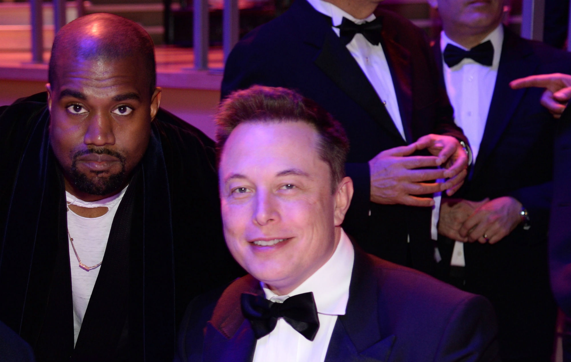 Elon Musk is reconsidering his support for Kanye West's presidential run