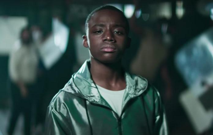Keedron Bryant I Just Wanna Live music video Black Lives Matter