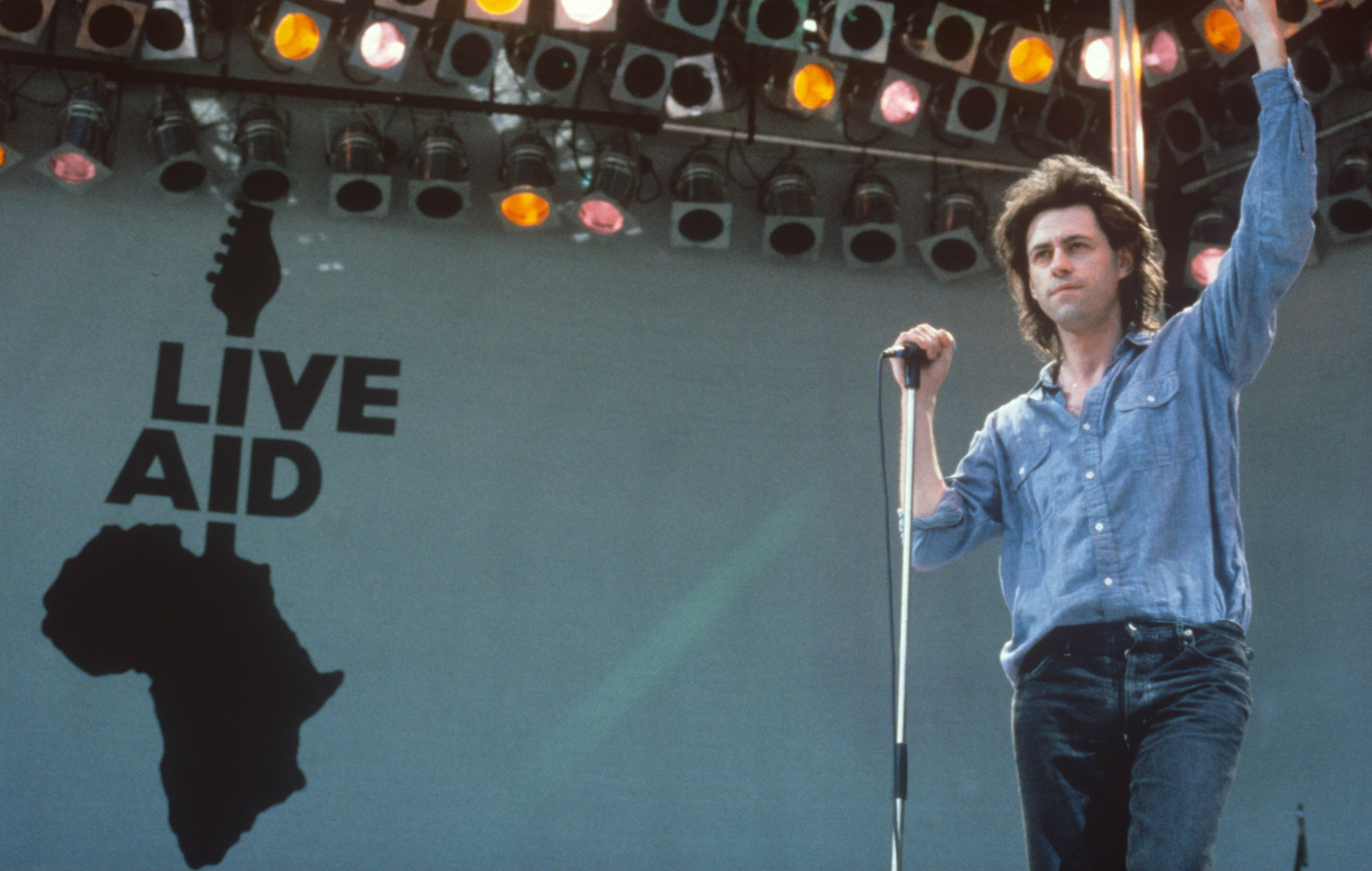"""Bob Geldof reflects on personal toll of Live Aid: """"It probably cost me my marriage"""""""
