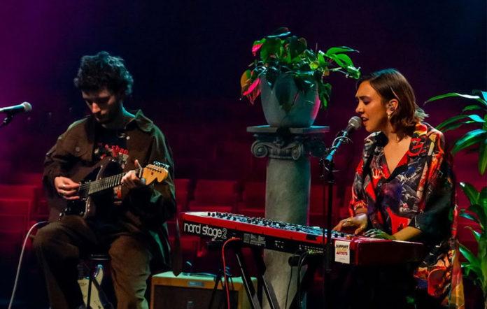 Alice Skye performing at Melbourne's Hamer Hall
