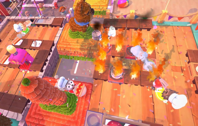 Overcooked! 2. Image Credit: Team17