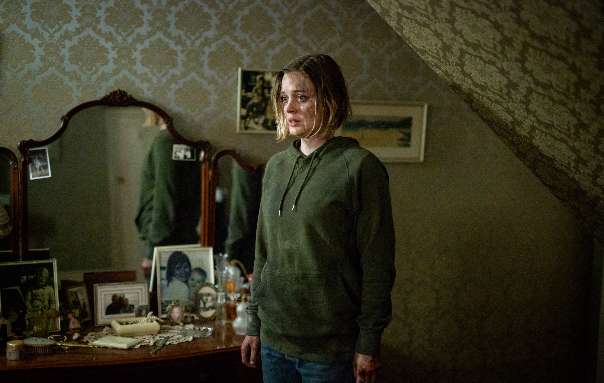 Relic movie interview director Natalie Erika James Australia horror
