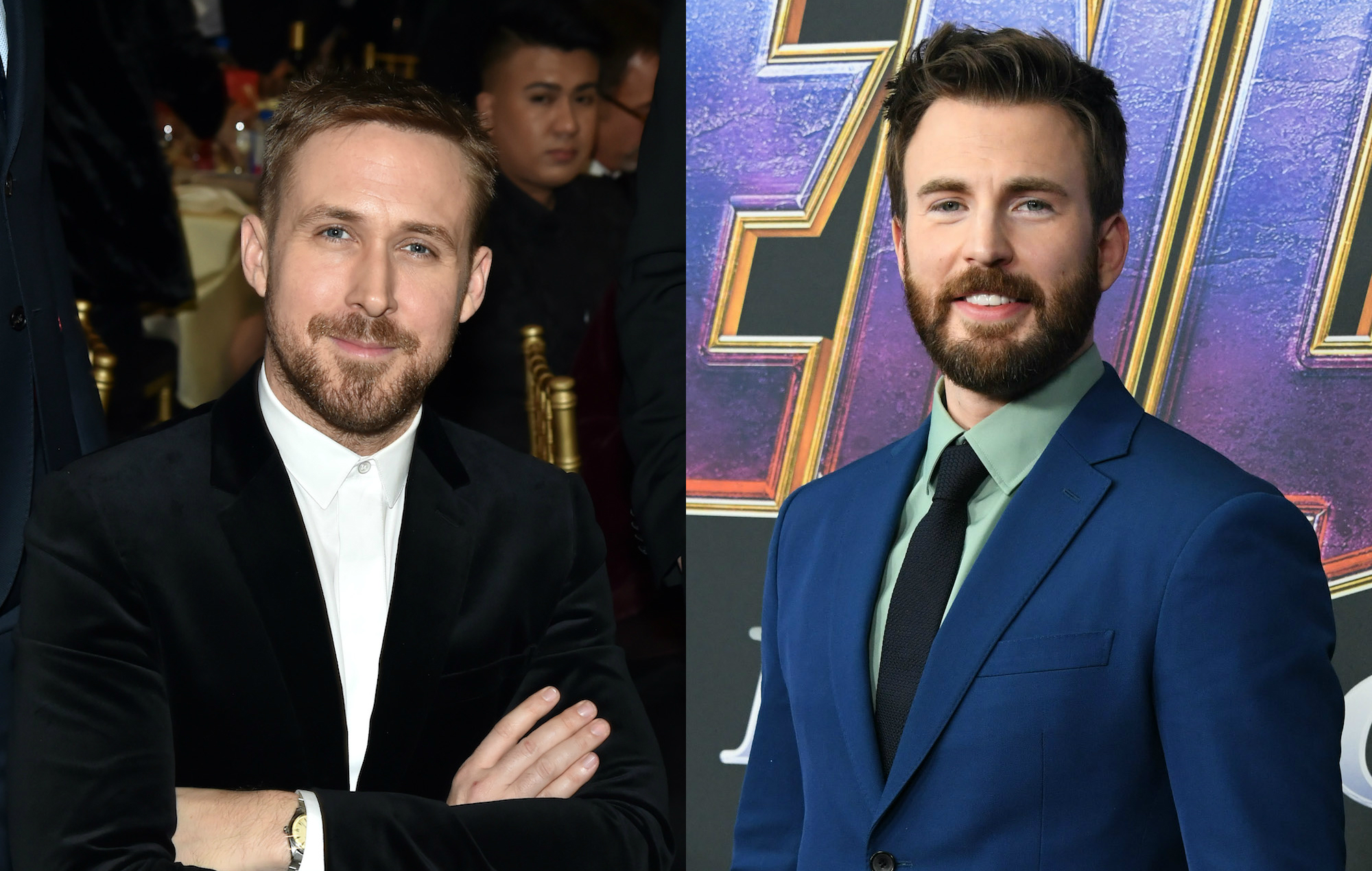 Ryan Gosling and Chris Evans to star in Netflix spy thriller 'The Gray Man'