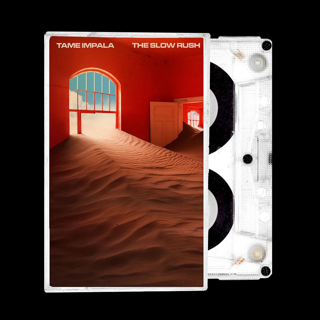 Tame Impala - 'The Slow Rush' cassette