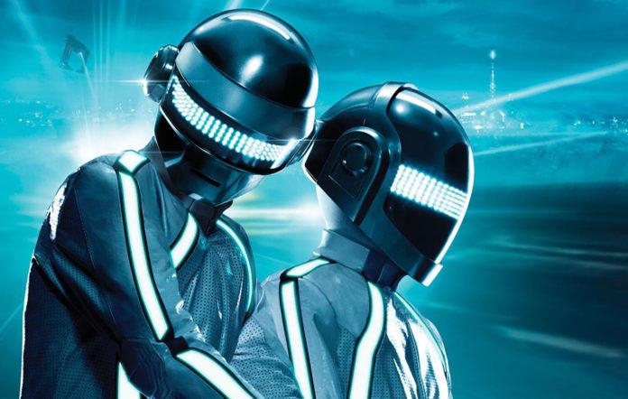 Tron Daft Punk