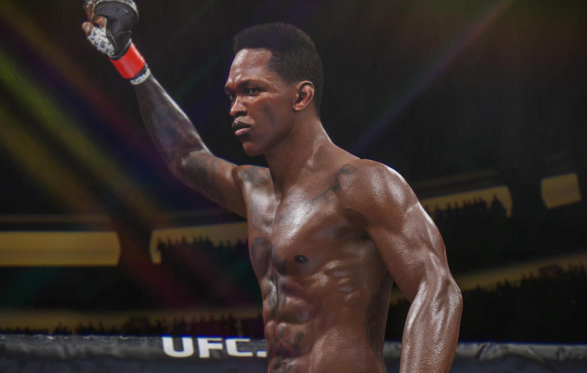 Ea Sports Ufc 4 Gets Release Date New Reveal Trailer