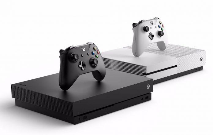 Xbox One X, One S Standard