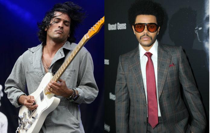Yeasayer, Anand Wilder, The Weeknd, Abel Tesfaye