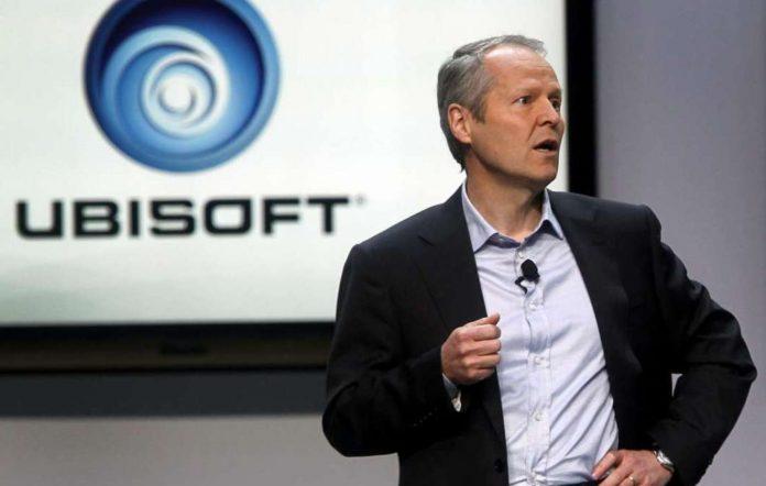 Ubisoft CEO