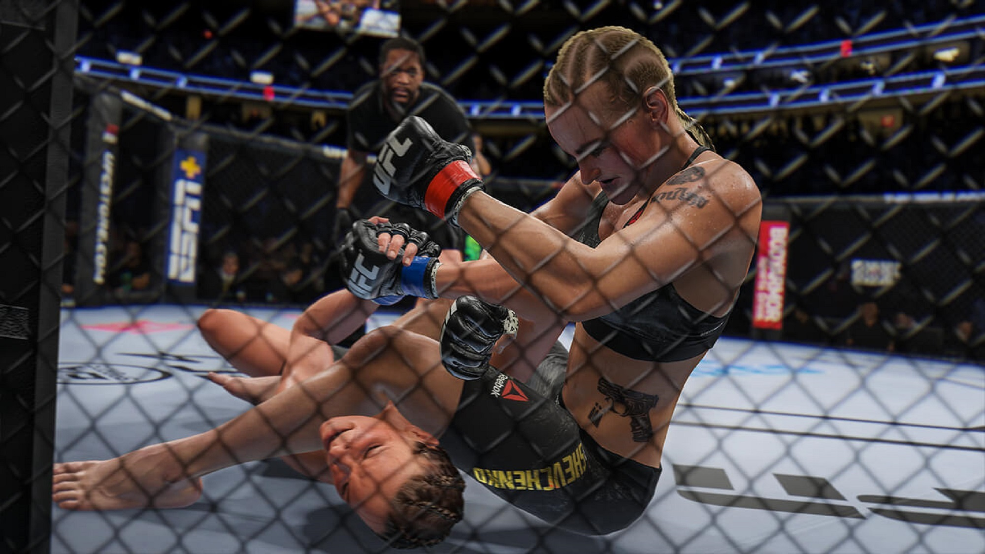Ea Sports Ufc 4 Everything You Need To Know Release Date Fighters And More