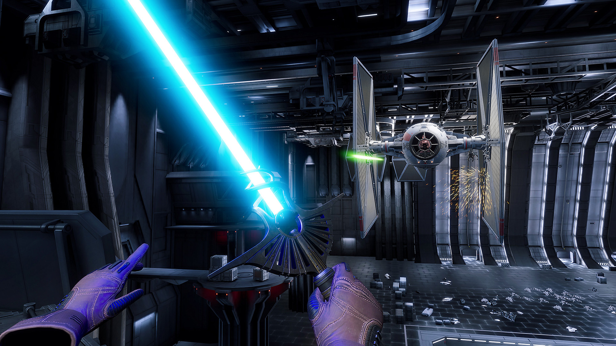 Vader Immortal A Star Wars VR Series review PSVR