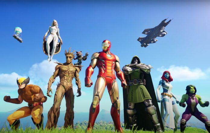 Fortnite Season 4 Nexus War