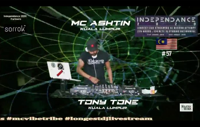 Malaysian Djs Attempting New Record With Non Stop 11 Day Livestream Nme