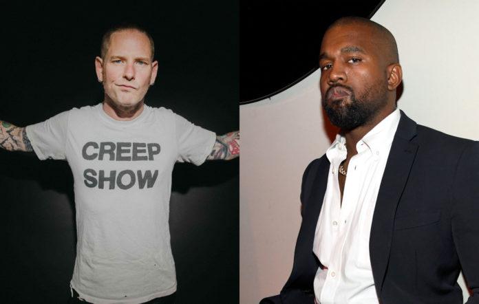 Corey Taylor/Kanye West