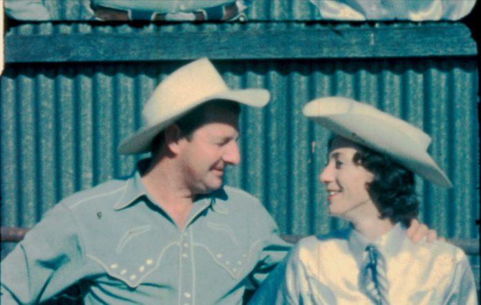 Slim Dusty and Joy McKean