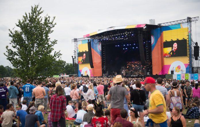 V Festival: Hylands Par