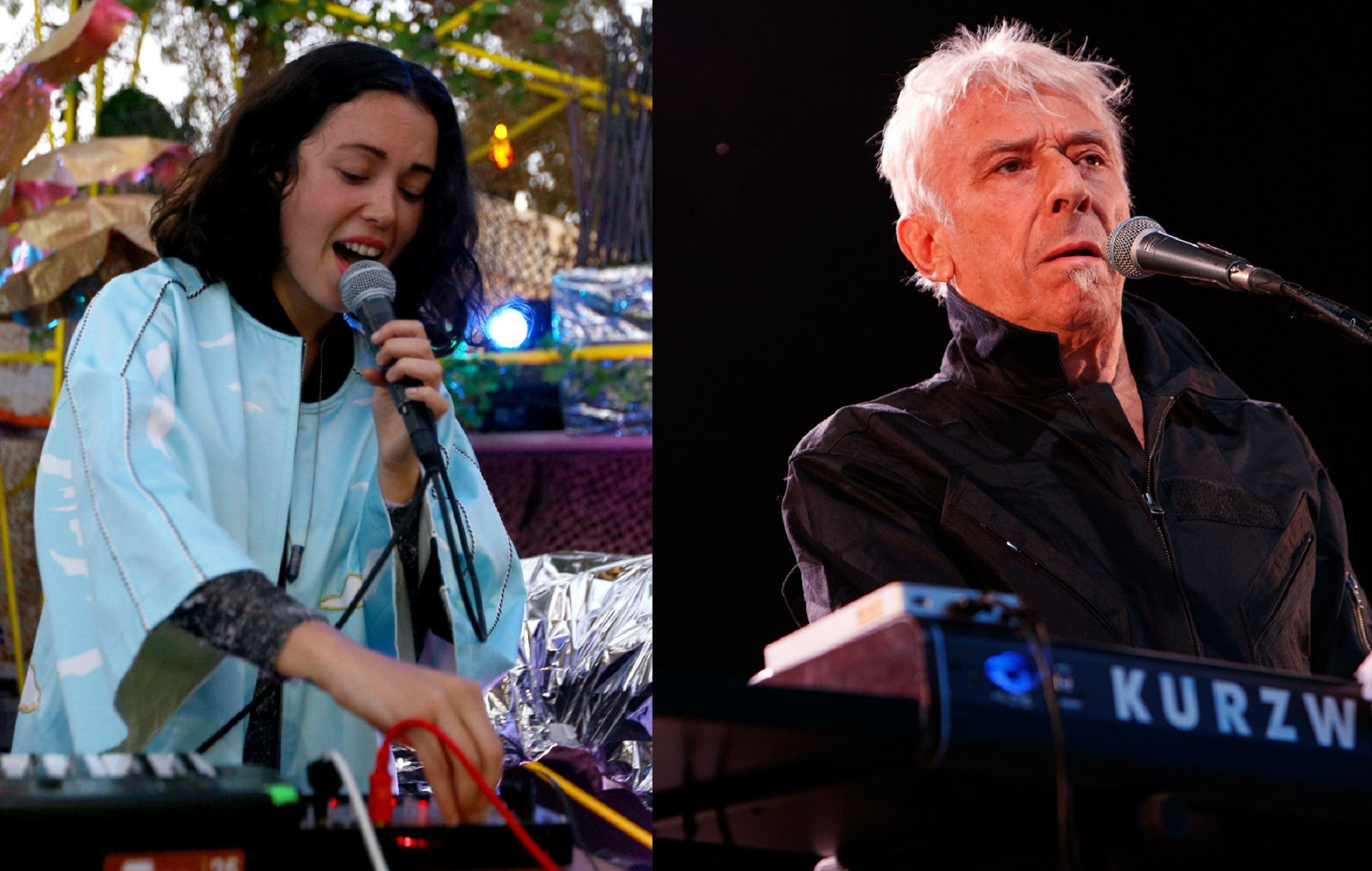 Listen to Kelly Lee Owens and The Velvet Underground's John Cale collaborate on new single 'Corner Of My Sky'