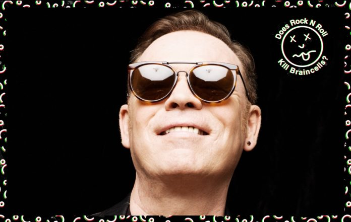 Does Rock N Roll Kill Braincells? Ali Campbell, UB40