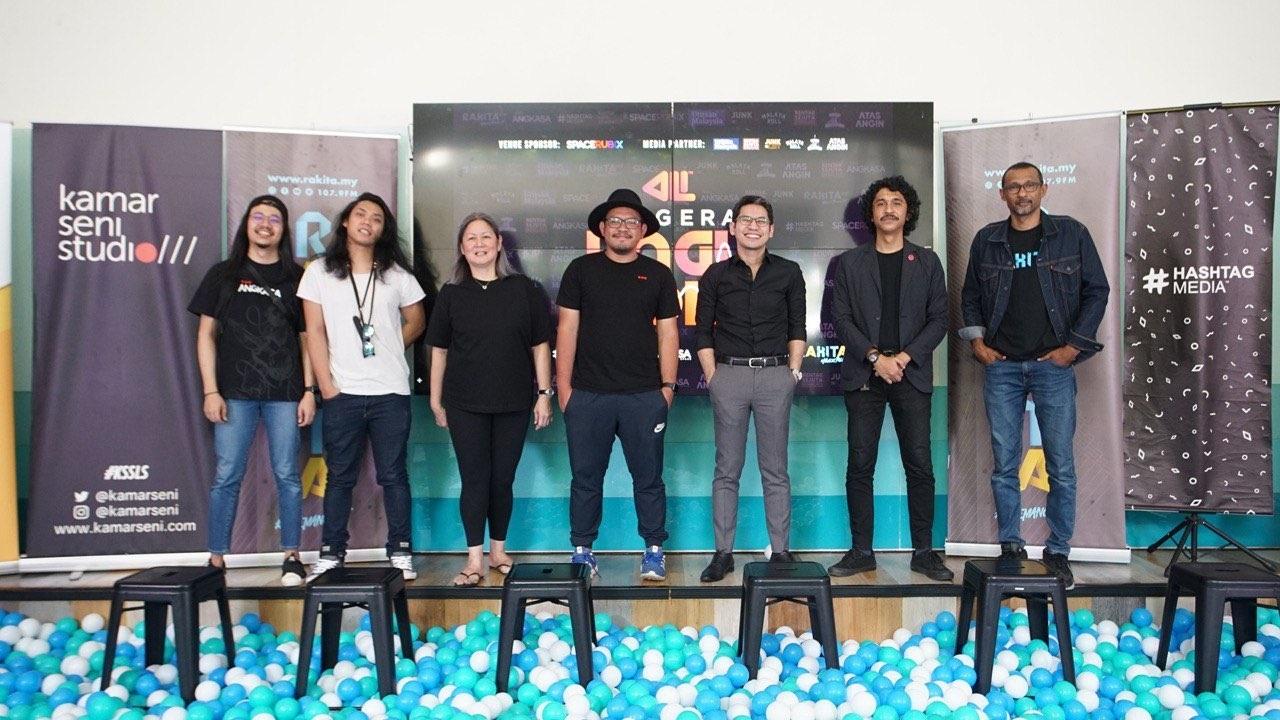 Malaysia Anugerah Lagu Indie 2020 awards semifinalists