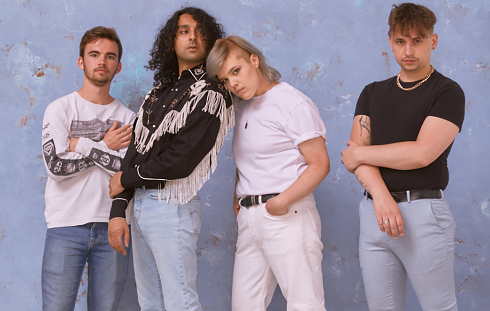 Bloxx - 'Lie Out Loud' review: hook-stuffed indie-pop for the virtual mosh-pit   NME