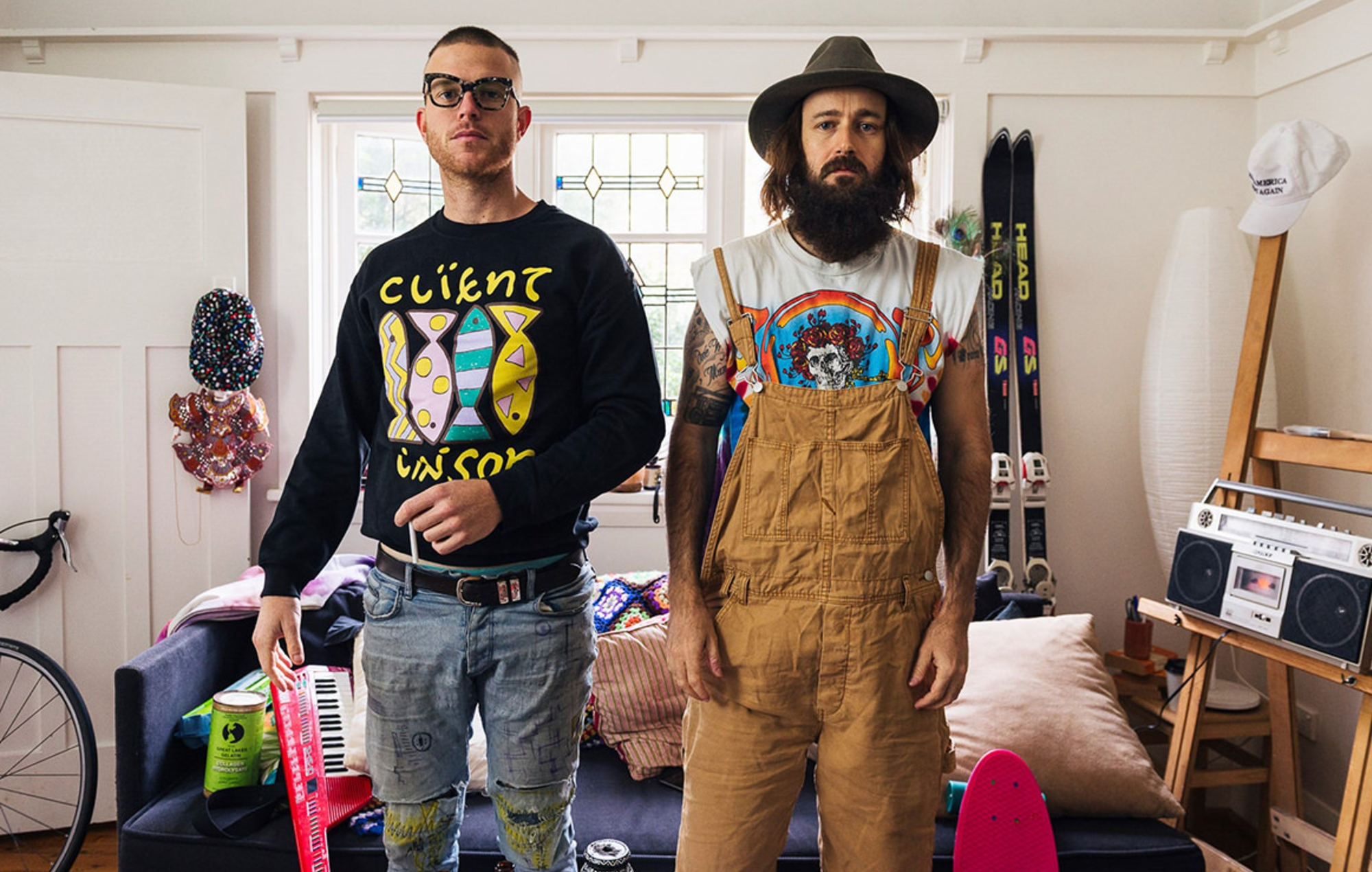 New comedy special from Bondi Hipsters duo leads new Stan ...