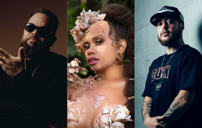 Briggs, Ngaiire and Nooky to play Inside Sets