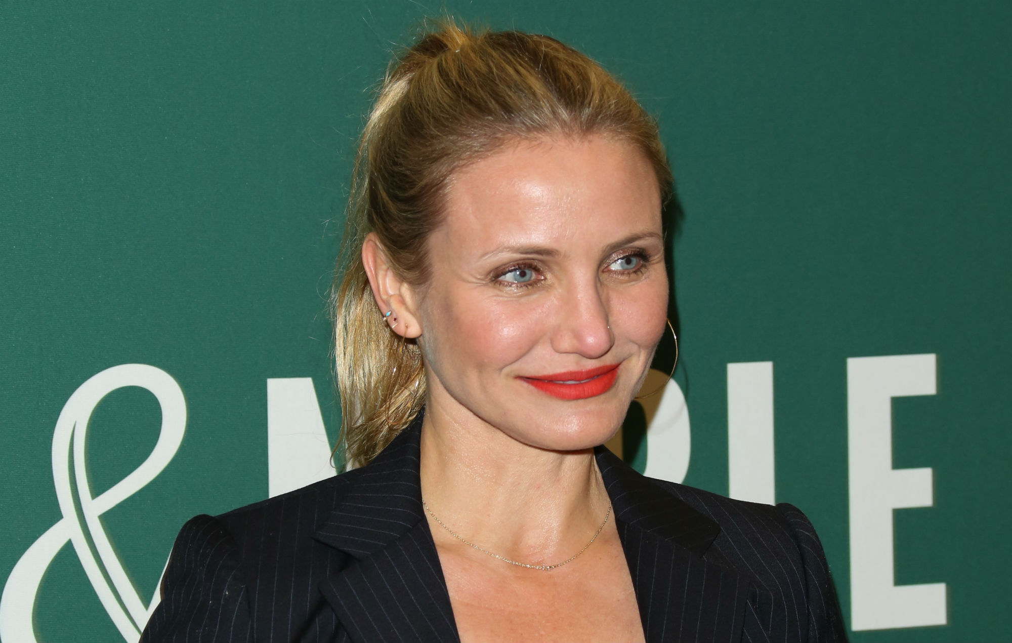 "Cameron Diaz says she has found ""peace"" thanks to acting ...Cameron Diaz"