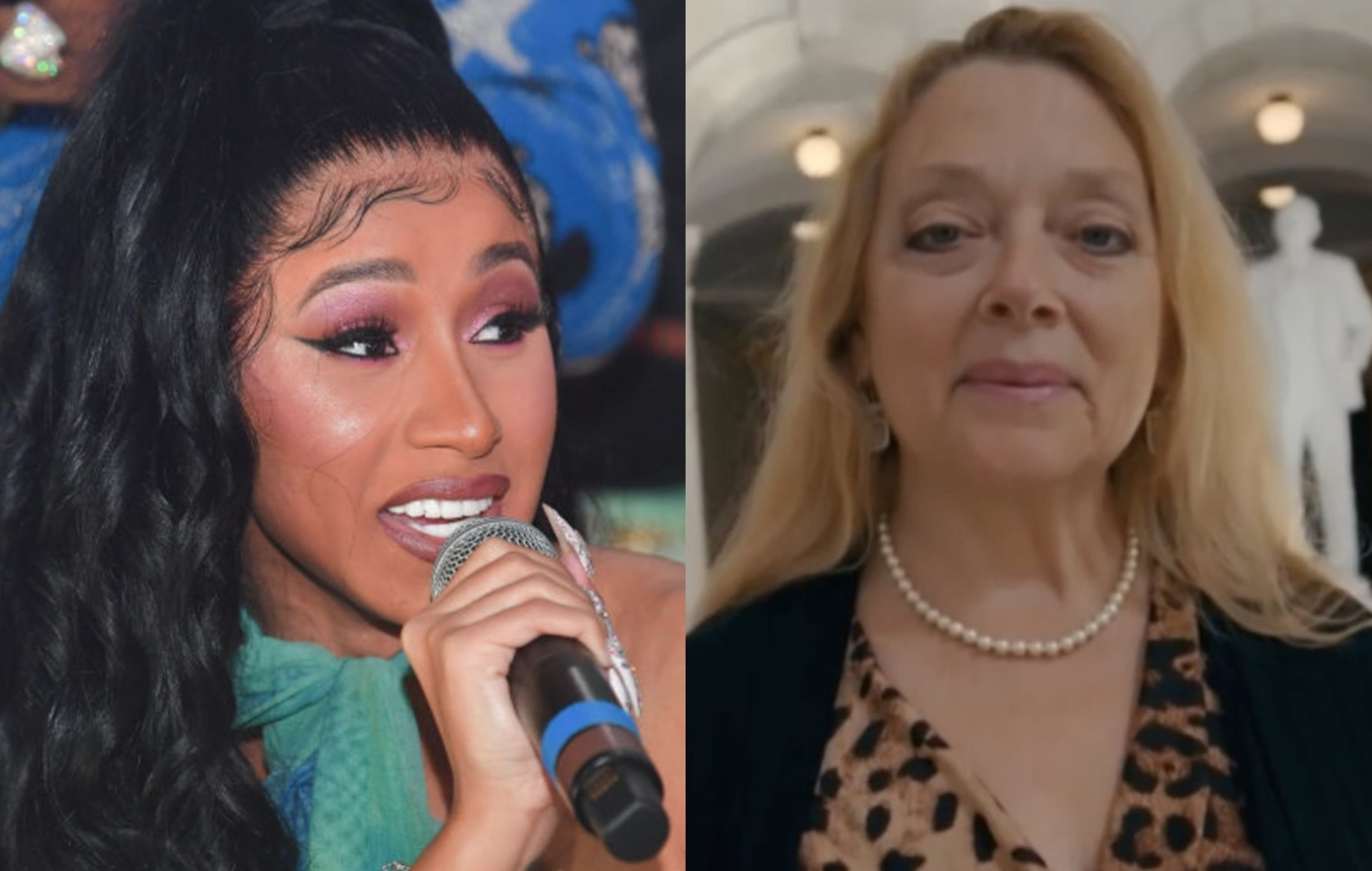"Cardi B responds to Carol Baskin's 'WAP' criticism: ""That ..."