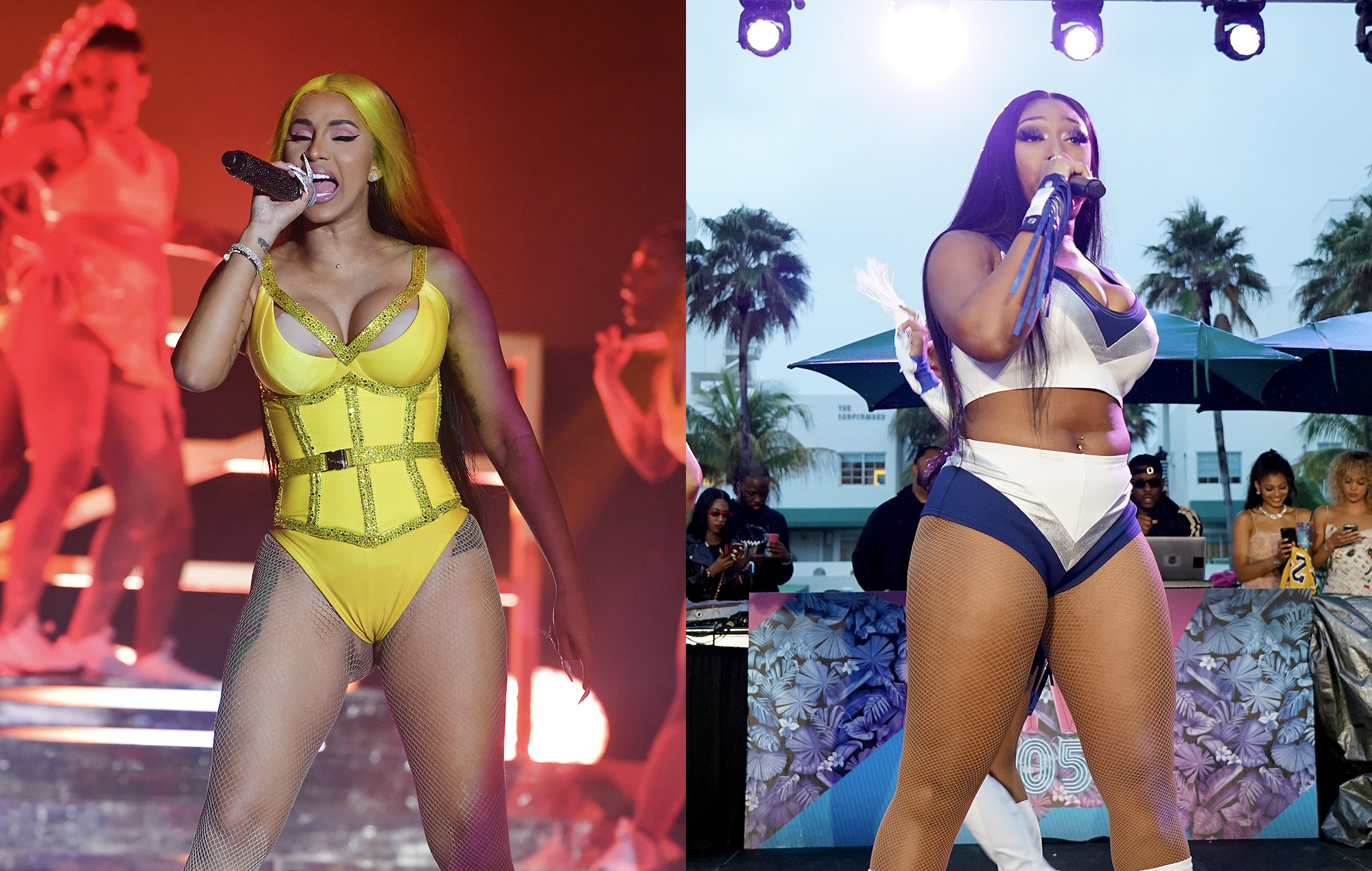 Cardi B And Megan Thee Stallion Drop Single Wap Music Magazine Gramatune