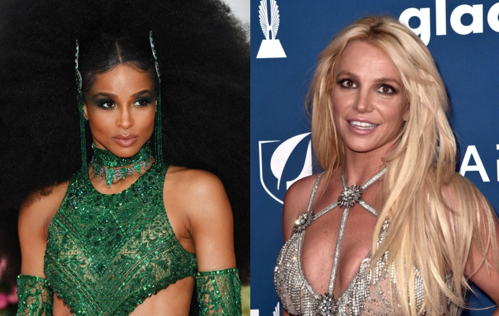 Ciara Says Britney Spears Was Almost Given Her Hit Goodies