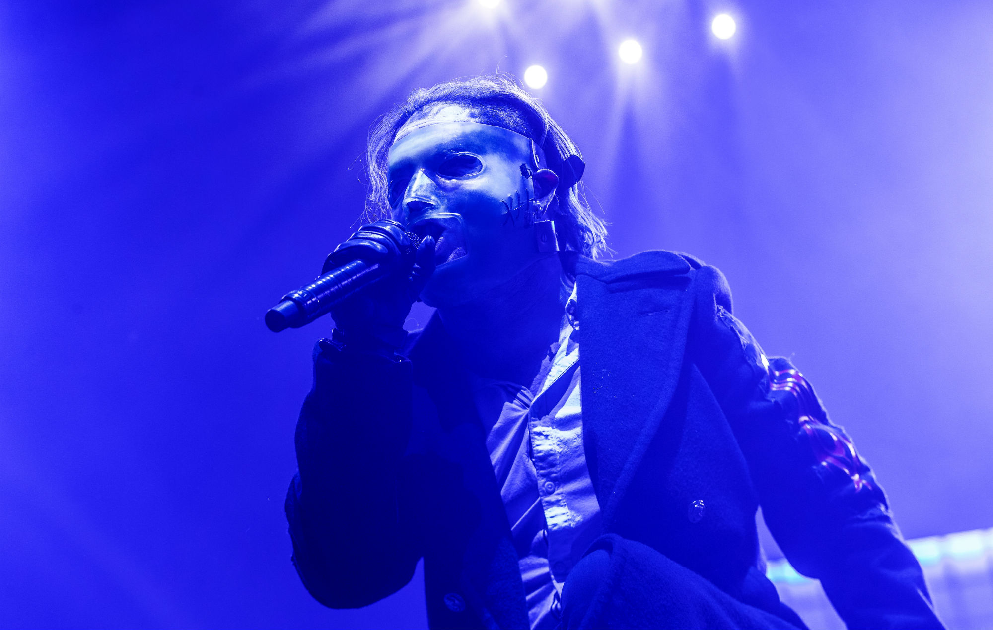 Corey Taylor: SLIPKNOT Is Not Going Into The Studio For