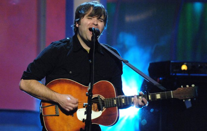 Death Cab For Cutie in 2005.