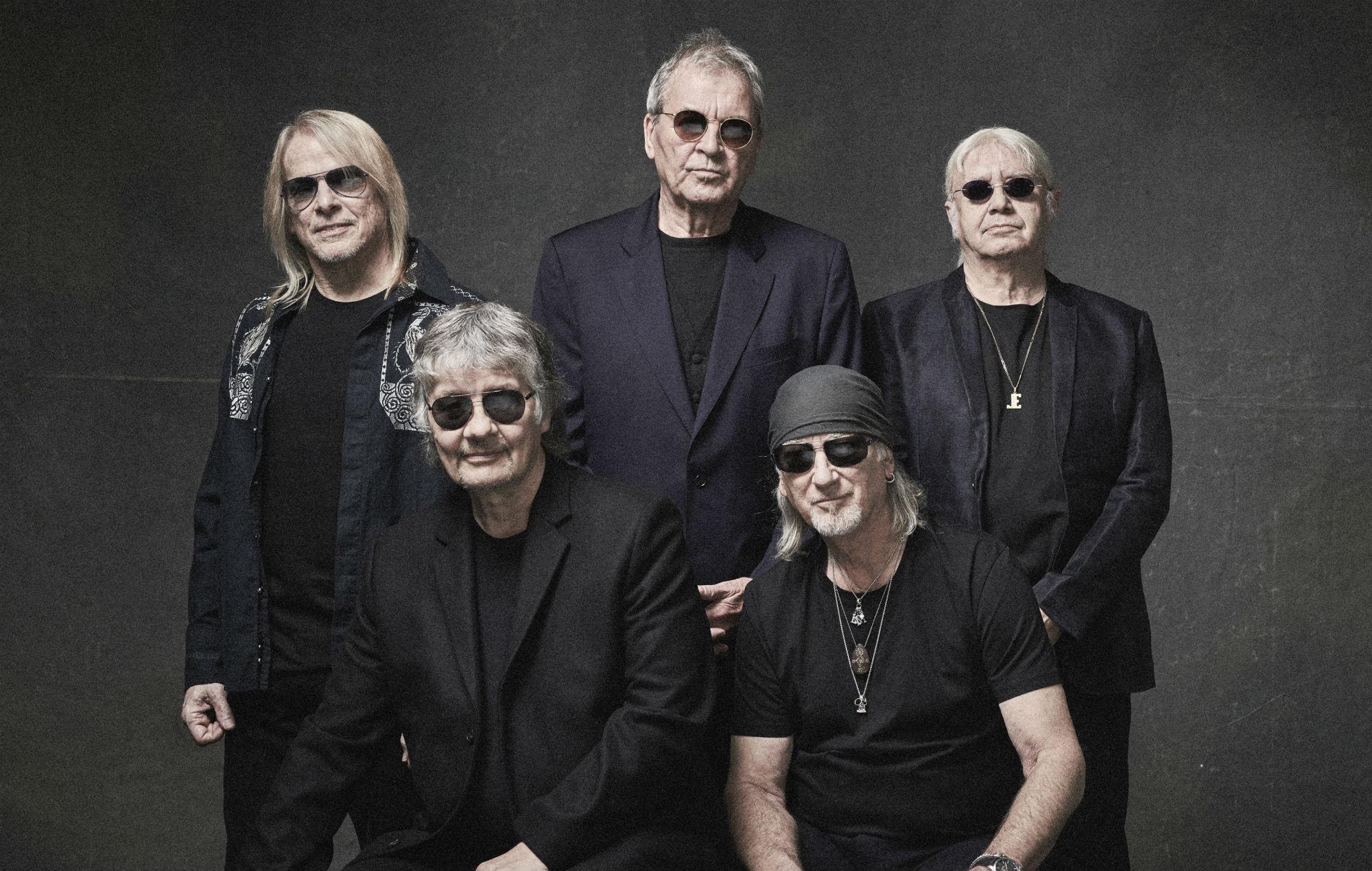 Deep Purple – 'Whoosh!' album review