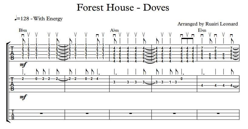 Doves - 'Forest House'